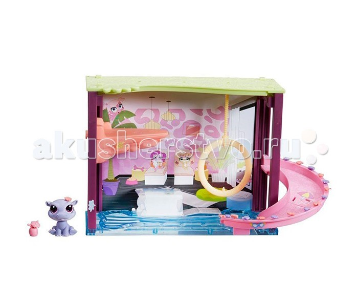 Littlest Pet Shop Мини-бассейн