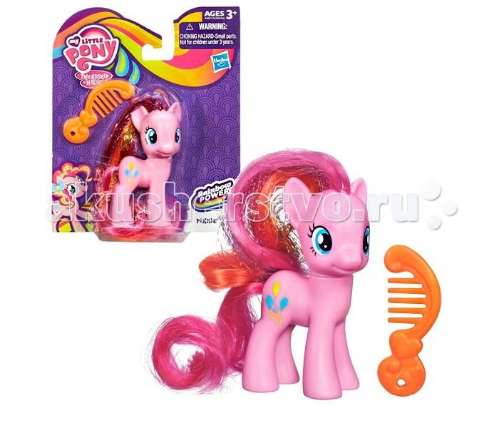 My Little Pony Hasbro Пинки Пай с аксессуаром от Акушерство