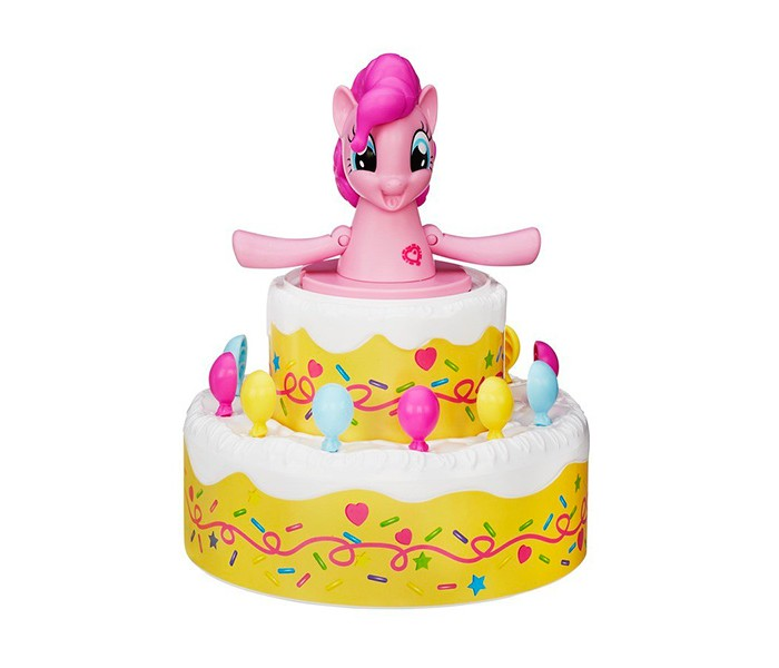 My Little Pony Hasbro Сюрприз Пинки Пай