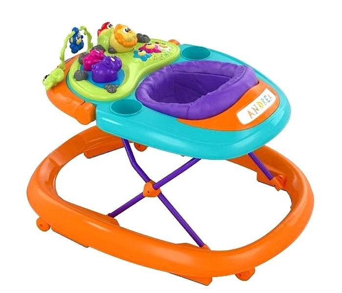 Ходунки Chicco Walky Talky Orange WaveWalky Talky Orange WaveХодунки Chicco Walky Orange Wave - очаровательные, яркие, красочные, они обязательно понравятся вашему малышу и подготовят к первым шагам. Игровая панель со световыми и музыкальными эффектами, множество забавных животных не заставят малыша скучать. Удобное сидение обеспечит комфорт ребёнку, регулируется по высоте, имеет 3 положения. С ходунками Chicco Walky Talky Orange Wave осваивать первые шаги - это большое удовольствие!  Характеристики: Размеры: 81 х 47 х 45 см Вес: 5,7 кг Максимальная нагрузка: 30 кг Возраст: от 6 месяцев<br>