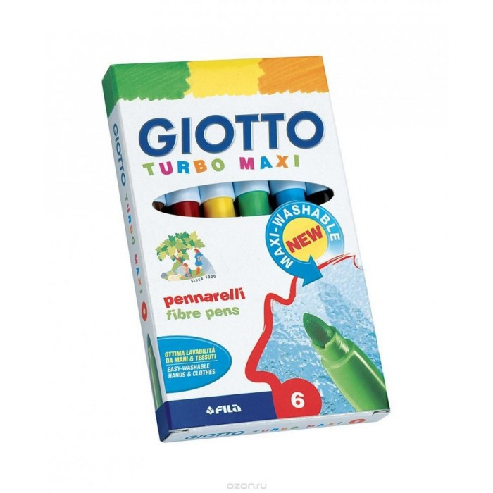 ���������� Giotto Turbo Maxi ���������� 6 ������