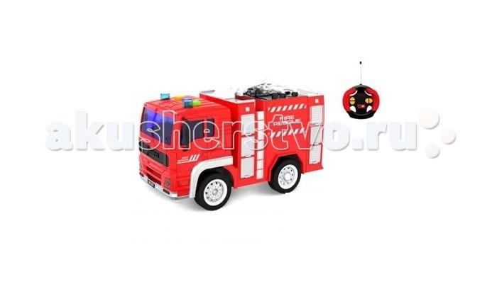 Yako Машина пожарная на радиоуправлении от Акушерство