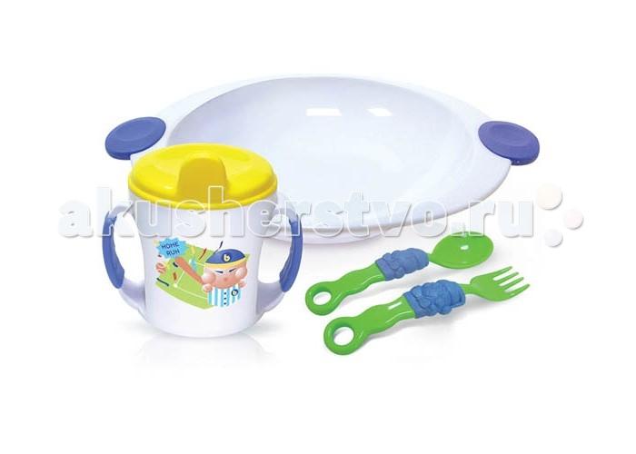 Сказка Набор посуды 2815