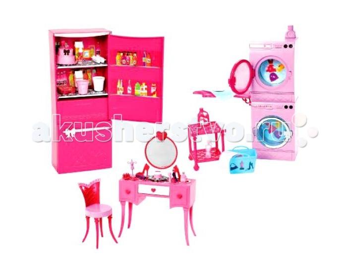 Barbie Набор мебели Компактная комната 7936X