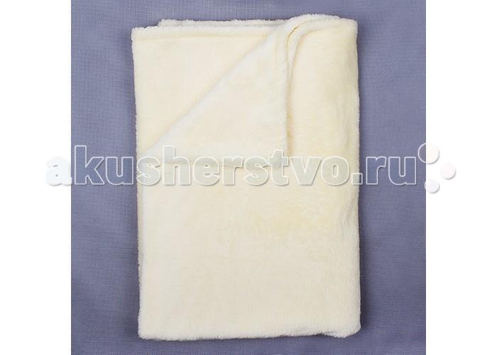 Плед Карапуз 151-КИ 110х140 (велсофт) от Акушерство