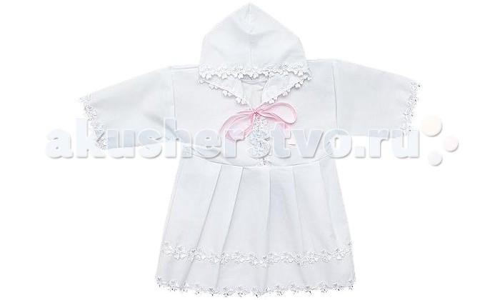 Арго Рубашка крестильная для девочки от Акушерство