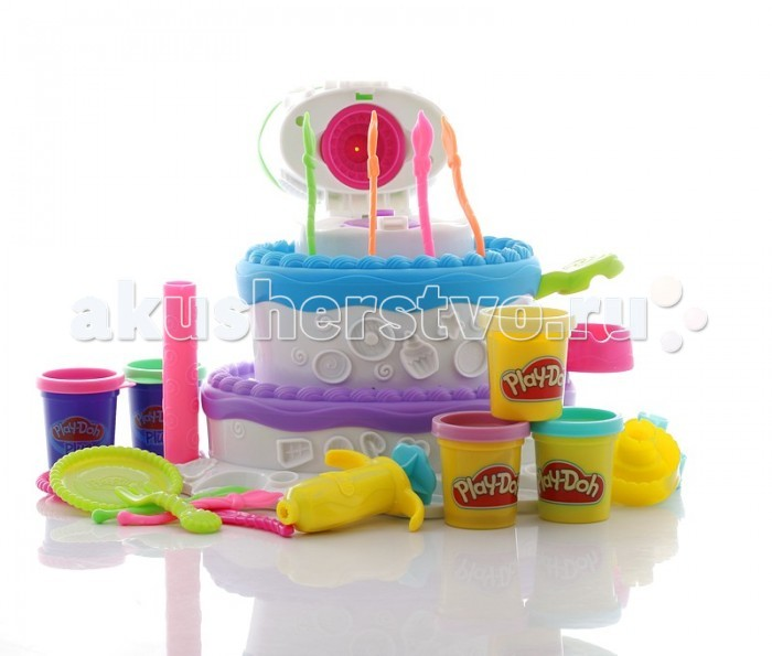 Play-Doh Hasbro ������� ����� ����������� ����