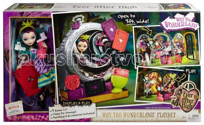 Ever After High ����� ������ ���� � ������� ������� ������ ����� CJC40