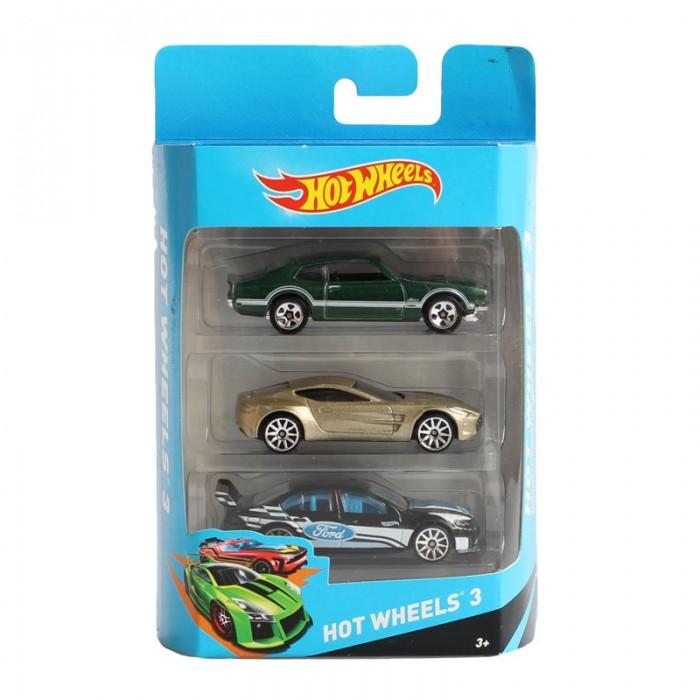 Hot Wheels ����� ���������� 3 ������� 5904K
