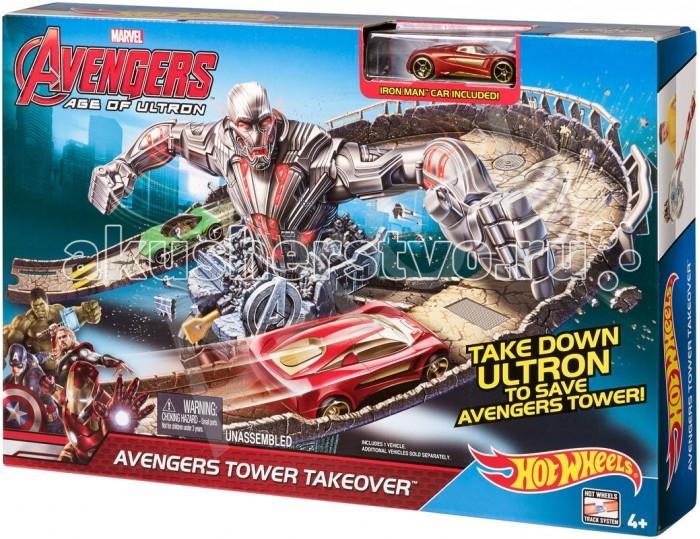 Hot Wheels ����� ����� Marvel ������ CDD27