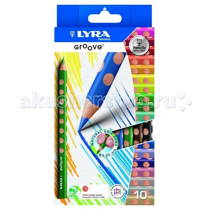 Lyra Groove цветные утолщённые 10 цветов от Акушерство