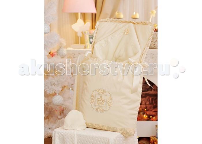 Комплект на выписку Арго Конверт с одеялом Афина