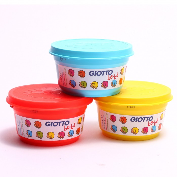Giotto be-be Super Modelling Dough ����� ��� ������������� 3 ��. � 220 �