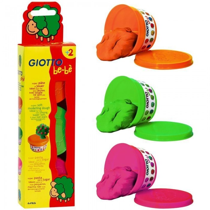 Giotto be-be Super Modelling Dough масса для моделирования 462502
