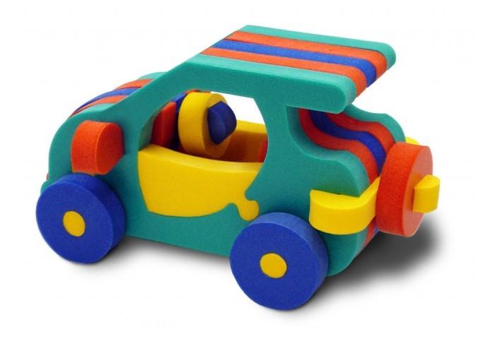 Конструктор Флексика АвтомобильчикАвтомобильчикКонструктор Флексика Автомобильчик обязательно понравится Вашему малышу и займет его внимание надолго.  Развивающие мозаики и конструкторы серии Флексика изготовлены из мягкого полимерного материала - современного, легкого, прочного, абсолютно безопасного для ребенка. При намокании фигурки прилепляются легко к кафелю или любой другой ровной поверхности.  Самое замечательное, что развивающие игры Флексика подойдут даже самым активным детишкам, ведь детали из мягкого пластика не поддаются детским укусам и их сложно порвать.<br>
