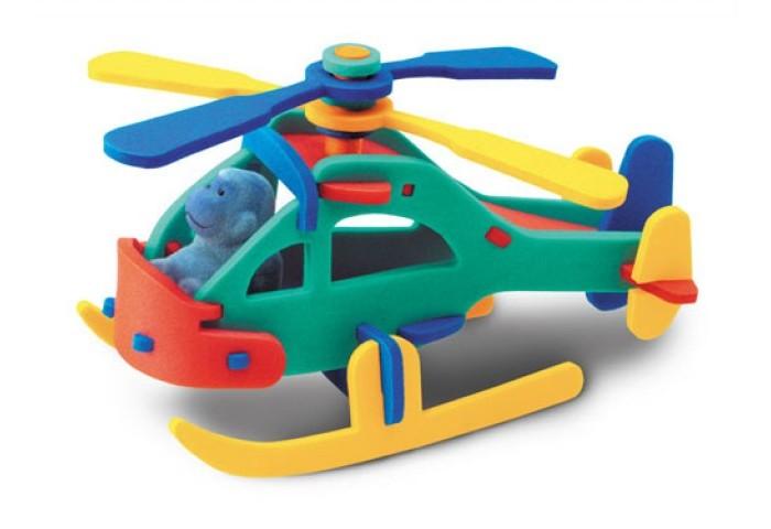 Конструктор Флексика Вертолет пассажирскийВертолет пассажирскийКонструктор Флексика Вертолет пассажирский обязательно понравится Вашему малышу и займет его внимание надолго.  Развивающие мозаики и конструкторы серии Флексика изготовлены из мягкого полимерного материала - современного, легкого, прочного, абсолютно безопасного для ребенка. При намокании фигурки прилепляются легко к кафелю или любой другой ровной поверхности.  Самое замечательное, что развивающие игры Флексика подойдут даже самым активным детишкам, ведь детали из мягкого пластика не поддаются детским укусам и их сложно порвать.<br>