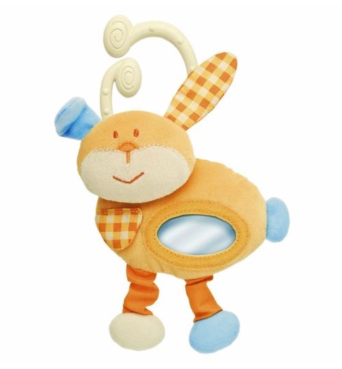 Подвесная игрушка Chicco Кролик Блинки от Акушерство