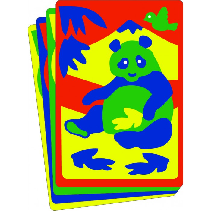 Флексика Мозаика мягкая Панда от Акушерство