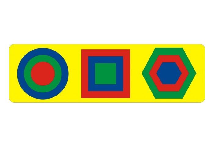 Флексика Мозаика с геометрическими фигурами от Акушерство