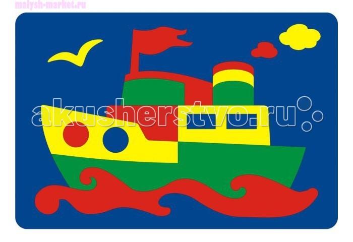 Флексика Мозаика Пароходик от Акушерство