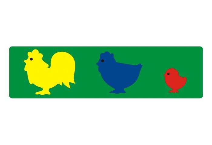 Флексика Мозаика мягкая Птицы от Акушерство