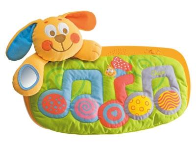 Подвесные игрушки Chicco Щенок Sleep & Play на кроватку