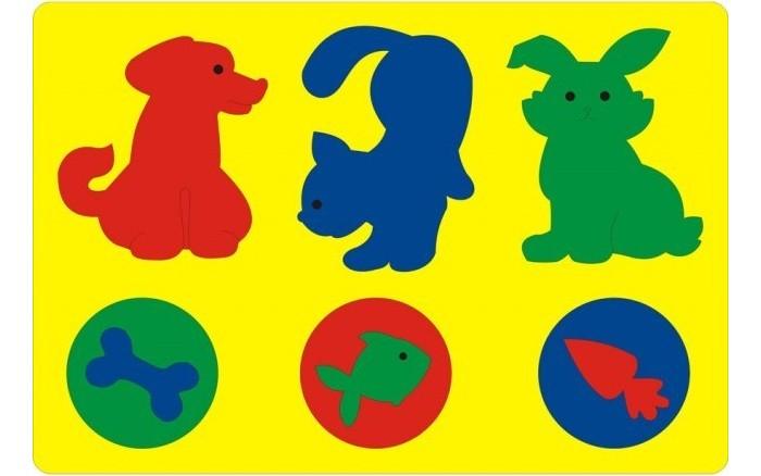 Флексика Мозаика Животные в рамкеМозаика Животные в рамкеФлексика Мозаика Животные в рамке обязательно понравится Вашему малышу и займет его внимание надолго.   Мозаика изготовлена из мягкого полимерного материала - современного, легкого, прочного, абсолютно безопасного для ребенка. Мозаика способствует развитию и тренировке памяти, пространственного восприятия и мелкой моторики малыша. Помогает изучить простейшие геометрические фигуры, цвета, счет. Фигурки вынимаются из формы, ими можно играть отдельно. А потом сложить обратно, соблюдая определенную логику и последовательность.  Самое замечательное, что развивающие игры Флексика подойдут даже самым активным детишкам, ведь детали из мягкого пластика не поддаются детским укусам и их сложно порвать.<br>