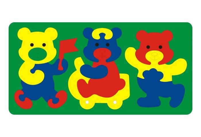 Флексика Мозаика мягкая МишкиМозаика мягкая МишкиФлексика Мозаика мягкая Мишки обязательно понравится Вашему малышу и займет его внимание надолго.   Мозаика изготовлена из мягкого полимерного материала - современного, легкого, прочного, абсолютно безопасного для ребенка. Мозаика способствует развитию и тренировке памяти, пространственного восприятия и мелкой моторики малыша. Помогает изучить простейшие геометрические фигуры, цвета, счет. Фигурки вынимаются из формы, ими можно играть отдельно. А потом сложить обратно, соблюдая определенную логику и последовательность.  Самое замечательное, что развивающие игры Флексика подойдут даже самым активным детишкам, ведь детали из мягкого пластика не поддаются детским укусам и их сложно порвать.<br>