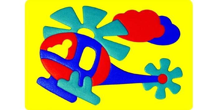 Флексика Мозаика ВертолетикМозаика ВертолетикФлексика Мозаика Вертолетик обязательно понравится Вашему малышу и займет его внимание надолго.   Мозаика изготовлена из мягкого полимерного материала - современного, легкого, прочного, абсолютно безопасного для ребенка. Мозаика способствует развитию и тренировке памяти, пространственного восприятия и мелкой моторики малыша. Помогает изучить простейшие геометрические фигуры, цвета, счет. Фигурки вынимаются из формы, ими можно играть отдельно. А потом сложить обратно, соблюдая определенную логику и последовательность.  Самое замечательное, что развивающие игры Флексика подойдут даже самым активным детишкам, ведь детали из мягкого пластика не поддаются детским укусам и их сложно порвать.<br>