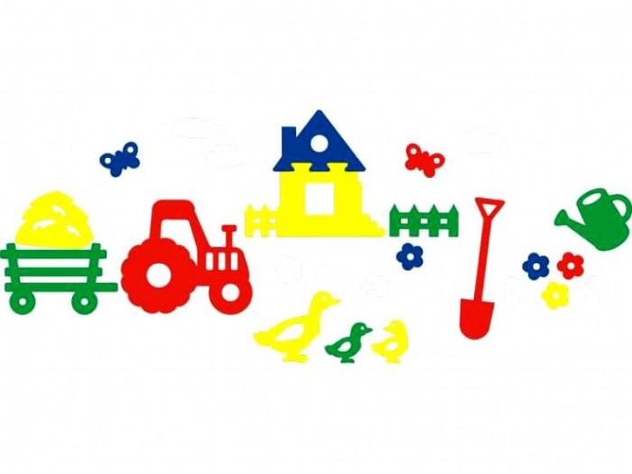Флексика Мозаика набор для ванны ДеревняМозаика набор для ванны ДеревняФлексика Мозаика набор для ванны Деревня сделает процесс купания еще приятней. Детали липнут к мокрой поверхности, создавая возможности для сюжетной игры или просто манипуляций. Может использоваться как печати для рисования.  Мозаики и конструкторы настолько универсальны и практичны, что с ними можно играть практически везде.   Для производства игрушек используется современный, легкий, эластичный, прочный материал, который обеспечивает большую долговечность игрушек, и главное -является абсолютно безопасным для детей.  Игрушки развивают у ребенка память, воображение, мелкую моторику, цветовосприятие, пространственное и логическое мышление. Благодаря особой структуре материала детали не тонут в воде, прочны на разрыв, экологически безопасны.<br>