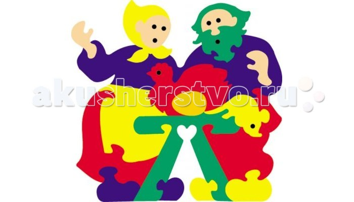 Флексика Мозаика сказка Курочка-рябаМозаика сказка Курочка-рябаФлексика Мозаика сказка Курочка-ряба состоит из ярких, красочных, приятных на ощупь деталей. Ребёнку предлагается собрать мозаику, что способствует развитию памяти, внимания, мелкой моторики, воображения, комбинаторики и логического мышления, а также помогает в изучении цветов. Процесс игры будет увлекательным и интересным.  Особая структура материала и свойство прилипать к мокрой поверхности позволяют мозаике быть идеальной игрушкой для ванны и сделает процесс купания приятной забавой для ребенка.  Мозаика выполнена из мягкого, прочного, нетоксичного и абсолютно безопасного материала. Помогает развивать у детей память, воображение, моторику, пространственное и логическое мышление. Она не ломается и не пачкает руки.<br>