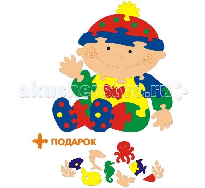 Игровой коврик Флексика Малыш 45437
