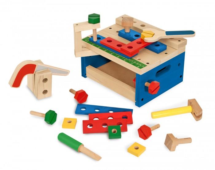 Деревянная игрушка Melissa & Doug Классические игрушки Инструменты