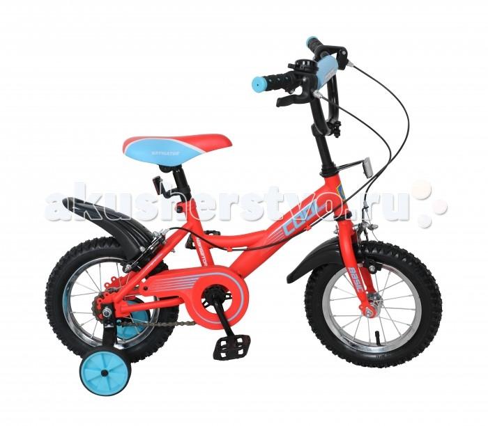 Велосипед двухколесный Navigator Basic Cool 12 KiteBasic Cool 12 KiteВелосипед Navigator Basic Cool 12 Kite - это хорошо собранный и надёжный велосипед для ребёнка. Модель подойдет для ребенка ростом 90-115 см.  Велосипед оснащен звонком и ручными тормозами. Катание на велосипеде благоприятно влияет на здоровье, укрепляет мышцы, развивает зрение, учит ориентироваться в пространстве и принимать решения.   Особенности: Тип: детский Материал рамы: сталь Амортизация: отсутствует Конструкция вилки: жесткая Конструкция рулевой колонки: неинтегрированная, резьбовая Диаметр колес: 12 дюймов Материал обода: алюминиевый сплав Двойной обод: нет Шатун: односоставной Возможность крепления боковых колес: есть Боковые колеса в комплекте: есть Тип переднего тормоза: ручной Тип заднего тормоза: ручной Уровень заднего тормоза: начальный Количество скоростей: 1 Уровень каретки: начальный Конструкция каретки: неинтегрированная Тип посадочной части вала каретки: квадрат Количество звезд в кассете: 1 Количество звезд системы: 1 Конструкция педалей: платформы Конструкция руля: изогнутый Настройка положения руля: регулируемый подъем Материал рамки седла: сталь Комфорт: защита цепи, мягкая накладка на руле<br>