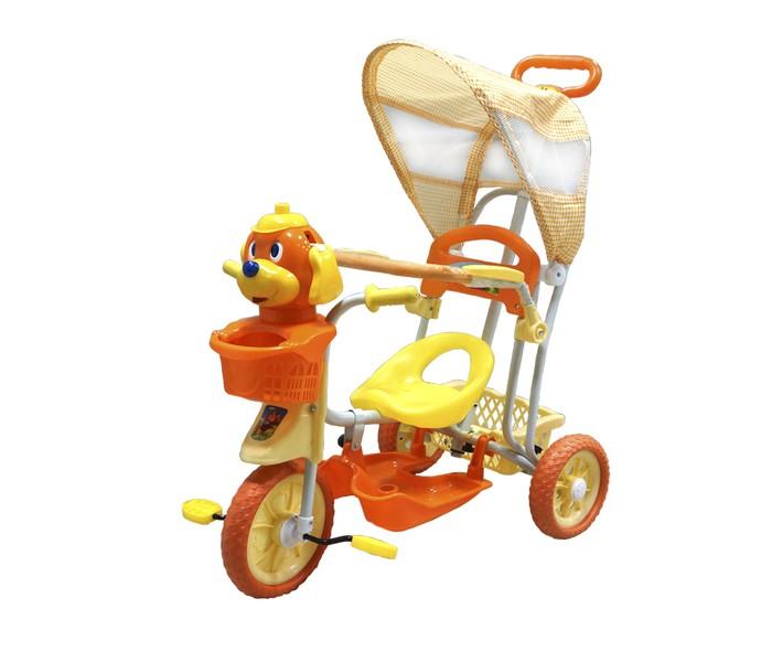 Велосипед трехколесный Pit Stop MT-BCL0815006