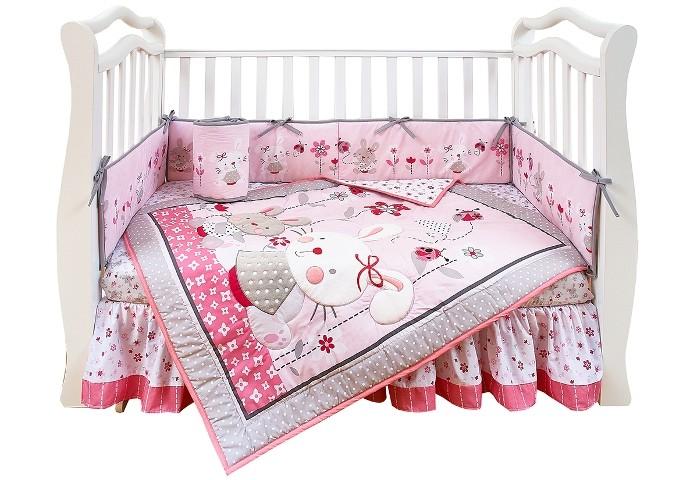 Комплект в кроватку Giovanni Shapito Bony Bunny 120х60