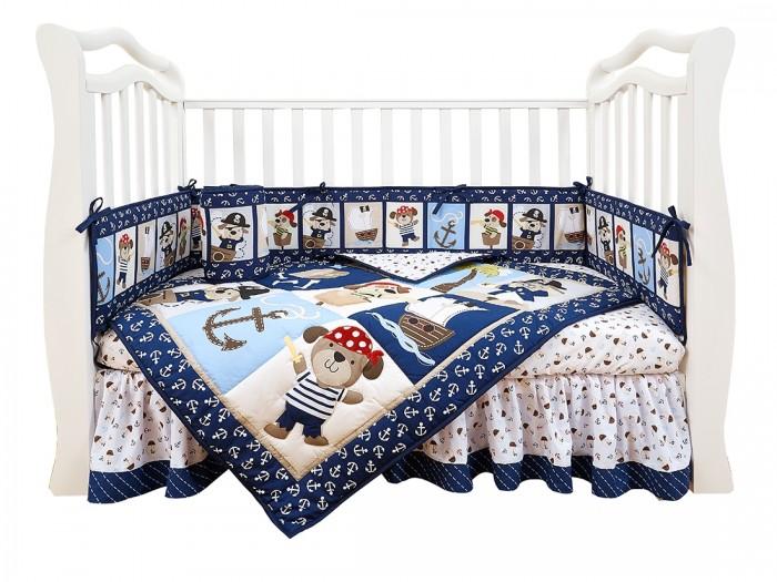Комплект в кроватку Giovanni Shapito Piratic 120х60