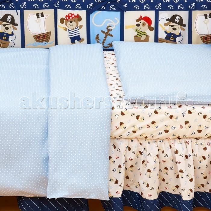 Постельное белье Giovanni Shapito Blue (2 предмета) от Акушерство