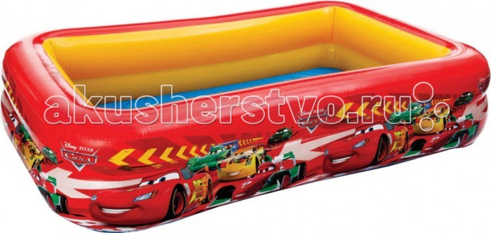 Бассейн Intex Детский Cars от Акушерство