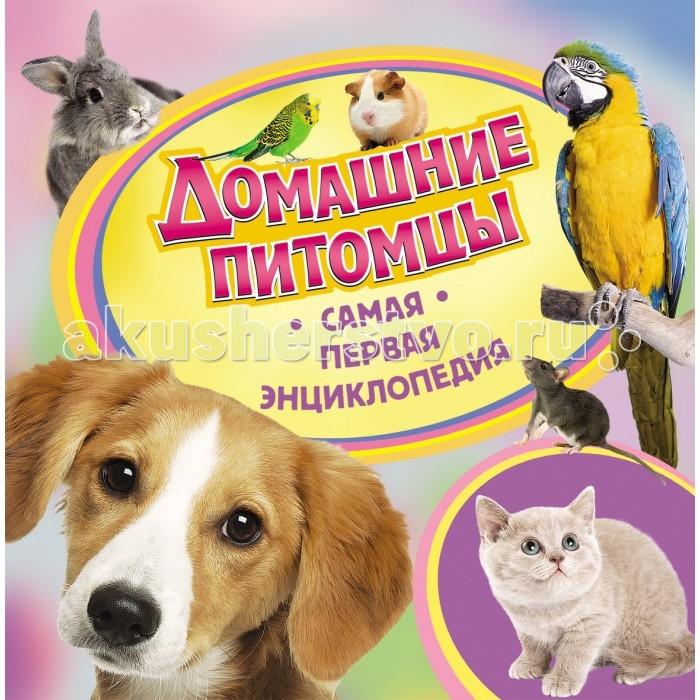 Росмэн Энциклопедия Домашние Питомцы