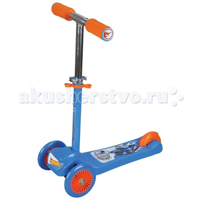 Самокат 1 Toy Hot Wheels трехколесный от Акушерство