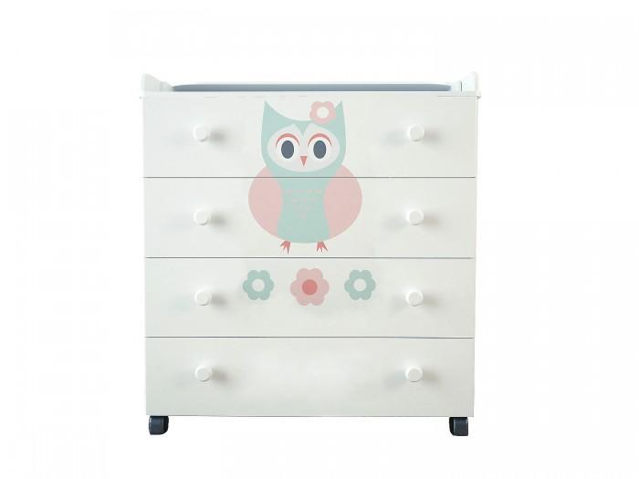 Комод Forest Little Owl пеленальный