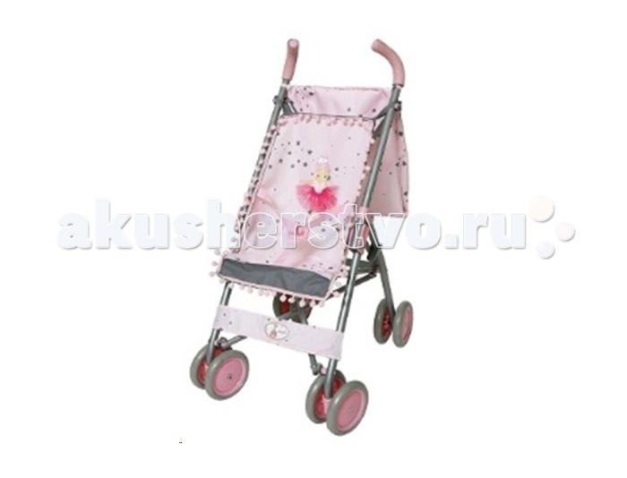 Коляска для куклы DeCuevas трость с мешком для коляски 69 см 90109 от Акушерство