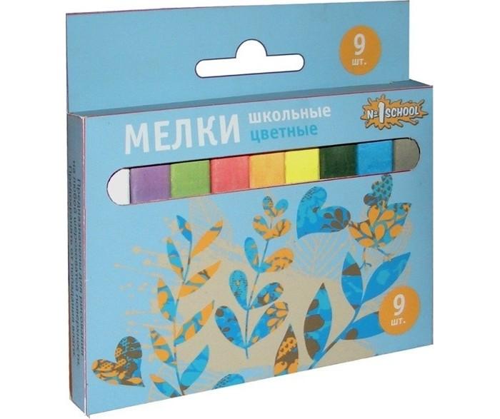 Мелки Мелан 9 цветов в картонной коробке9 цветов в картонной коробкеМел 9 цветов в картонной коробке MSK 009C  Набор для рисования в картонной коробке с европодвесом, подходящий для рисования на бордюрах, асфальте или школьной доске.<br>