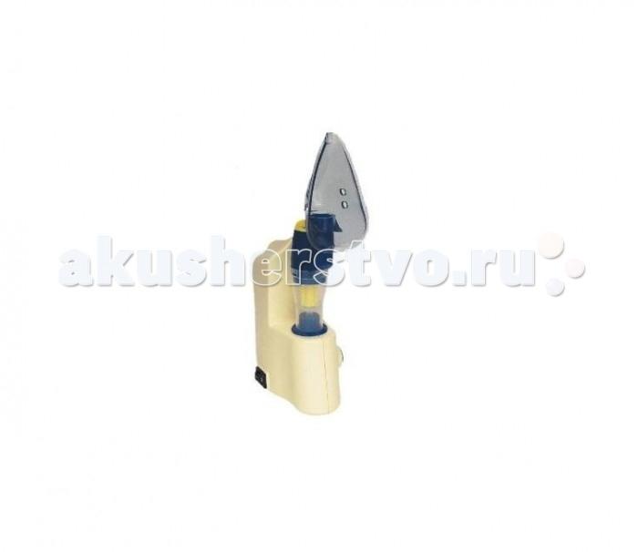 Med2000 Портативный компрессорный ингалятор DailyNeb P2Портативный компрессорный ингалятор DailyNeb P2Med2000 Портативный компрессорный ингалятор DailyNeb P2 оснащен небулайзерной камерой AndyFlow и способен производить аэрозоль с разной дисперсностью от 0,5 до 6 мкм.   Особенности: Небулайзер - это прибор, который под действием сжатого воздуха от компрессора преобразует жидкое лекарственное вещество в мелкодисперсный аэрозоль. В небулайзере сжатый воздух выходит вверх через узкое сопло, отражается от препятствия в сторону жидкости, находящейся в колбе вокруг сопла, и распыляет жидкость с поверхности, создавая таким образом аэрозоль. В зависимости от размера частиц, аэрозоли подразделяют на высоко-, средне- и низкодисперсные. Чем меньше частицы аэрозоля, тем глубже они проникают в дыхательные пути, так как дольше остаются в потоке вдыхаемого воздуха. Частицы диаметром 5-10 мкм обычно оседают в полости рта, в глотке и гортани, 3-5 мкм в трахее и бронхах, 1-3 мкм - в бронхиолах и альвеолах. Три режима работы позволяют использовать ингалятор (небулайзер) AndiVentis при заболеваниях верхних и нижних дыхательных путей, заболеваний легких, а также как профилактическое средство против ОРВИ. Небулайзер позволяет вводить бронходилятаторы, антибиотики, муколитики, антисептики, стероиды, фитосборы и минеральные воды с высокой концентрацией. Предназначен для взрослых и детей. В комплекте взрослая и детская маски, насадка для рта. Компактный прибор со всеми аксессуарами помещается в небольшую переносную сумку, которую можно взять с собой в дорогу, отпуск, на дачу.  3 режима работы:  - Пистон C - степень распыления 1-3 мкм  - Пистон B - степень распыления 3-5 мкм  - Пистон A - степень распыления 5-10 мкм Скорость распыления: > 0,25 мл/мин Объем емкости для лекарств: 7 мл Время непрерывной работы: 30 мин Уровень шума: ~ 54 дб Потребляемая мощность: 17 Вт Источник питания: 220 В или источник постоянного тока 16 В<br>