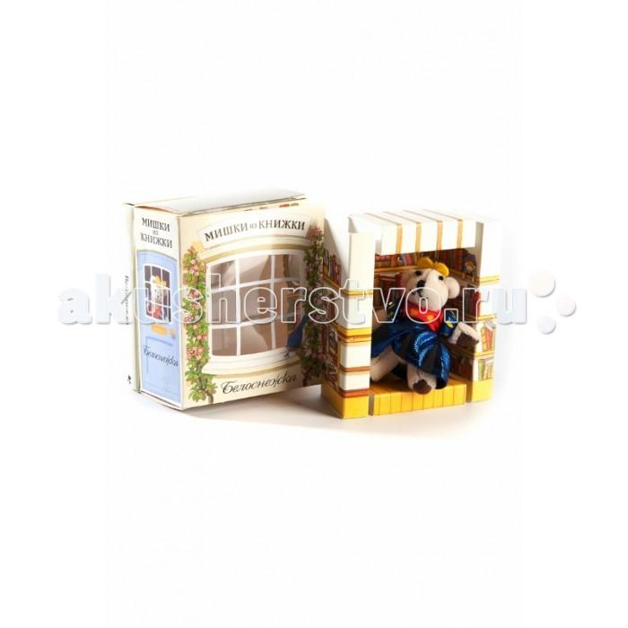 Мишки из книжки Красная шапочка Книга+игрушечный медведь