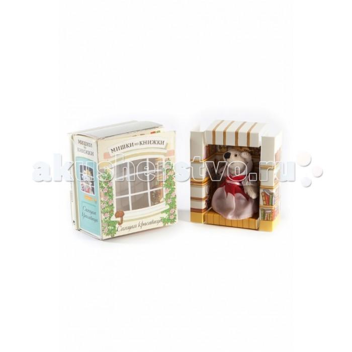 Мишки из книжки Спящая красавица. Книга+игрушечный медведь