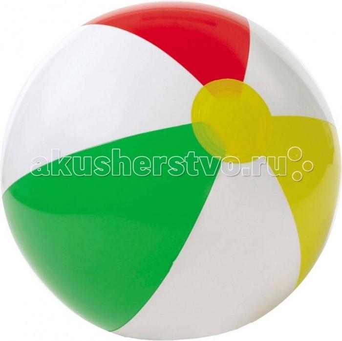 Intex Мяч Полосы цветной 41 см