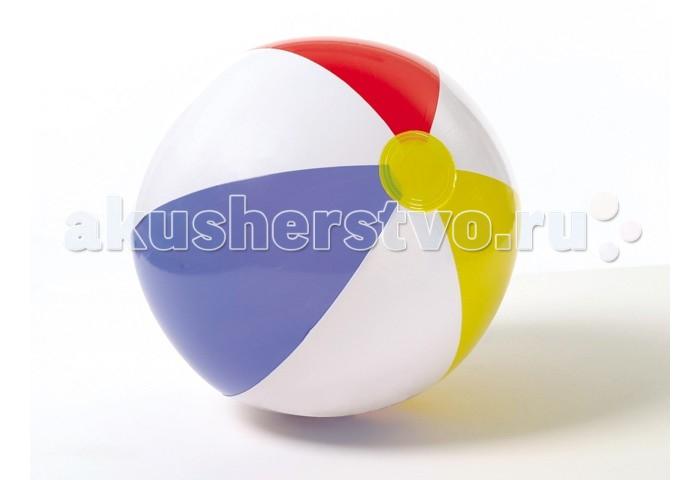 Intex Мяч Полоски цветной 51 см