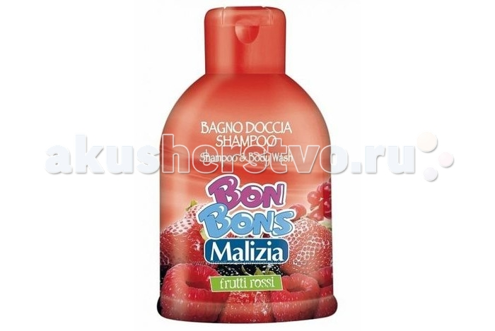 Malizia �������/���� ��� ���� Red fruits 500 ��